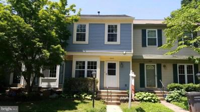 6020 Basingstoke Court, Centreville, VA 20120 - MLS#: 1001996566