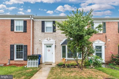 64 Boileau Court, Middletown, MD 21769 - MLS#: 1001997042