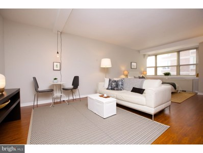 1810 Rittenhouse Square UNIT 607, Philadelphia, PA 19103 - MLS#: 1001997044
