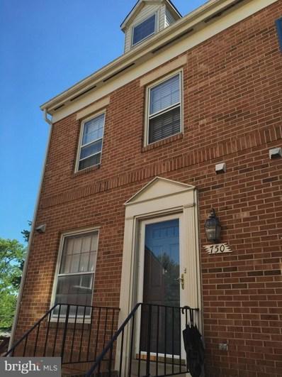 750 Vermont Street N, Arlington, VA 22203 - MLS#: 1001997190