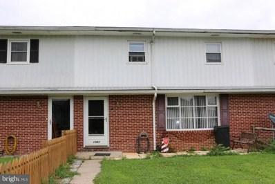 1383 Pleasantview Drive, Chambersburg, PA 17202 - MLS#: 1002000142