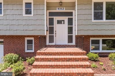 8312 Orange Court, Alexandria, VA 22309 - MLS#: 1002000398