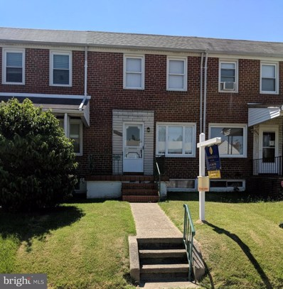 6807 Boston Avenue, Baltimore, MD 21222 - MLS#: 1002000772