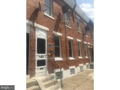 4325 N Hicks Street, Philadelphia, PA 19140 - #: 1002001448