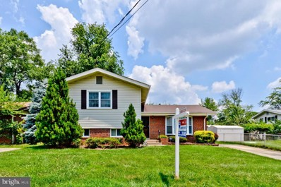 1412 Dilston Road, Silver Spring, MD 20903 - MLS#: 1002001770