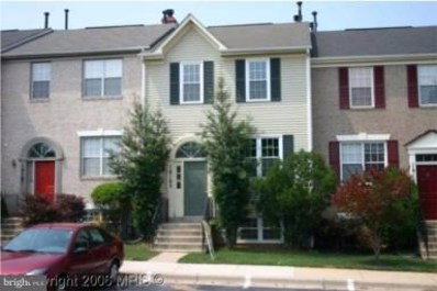 19165 Highstream Drive, Germantown, MD 20874 - MLS#: 1002001812