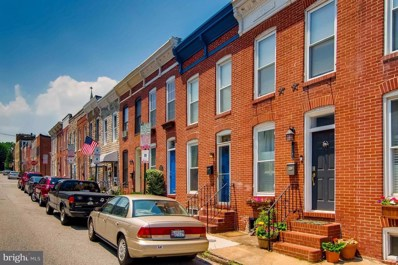 436 Clement Street E, Baltimore, MD 21230 - MLS#: 1002002064