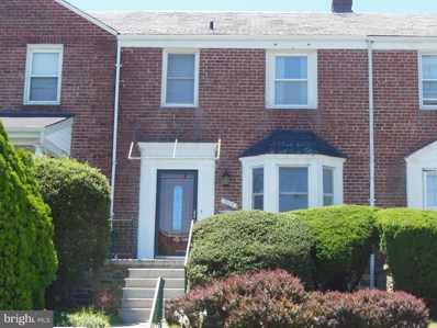 3920 Ednor Road, Baltimore, MD 21218 - #: 1002002300