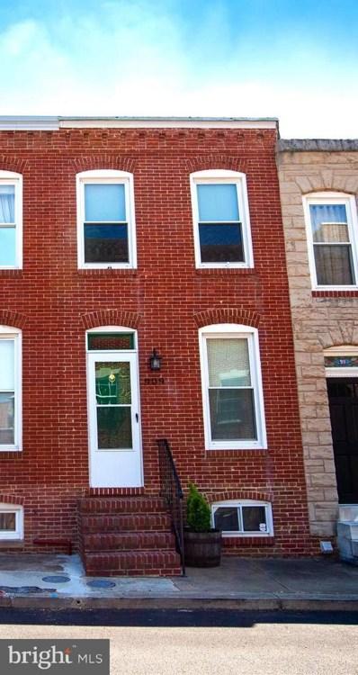 909 Streeper Street S, Baltimore, MD 21224 - MLS#: 1002002782