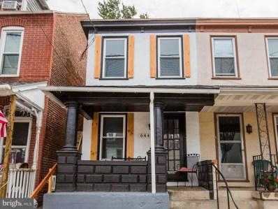 644 E Walnut Street, Lancaster, PA 17602 - MLS#: 1002002898