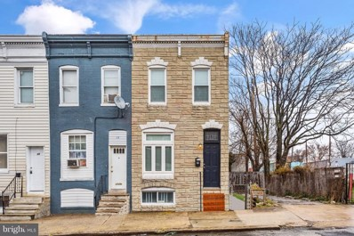 19 Conkling Street S, Baltimore, MD 21224 - #: 1002003506