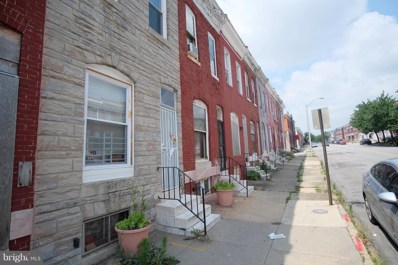 2017 Lafayette Avenue, Baltimore, MD 21213 - MLS#: 1002004054