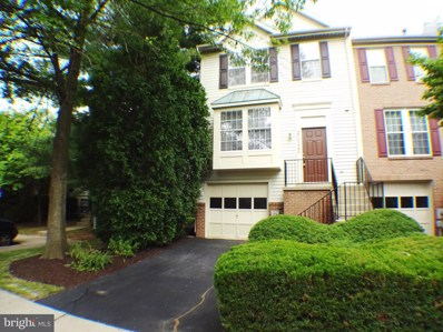 20328 Waters Row Terrace, Germantown, MD 20874 - MLS#: 1002004182