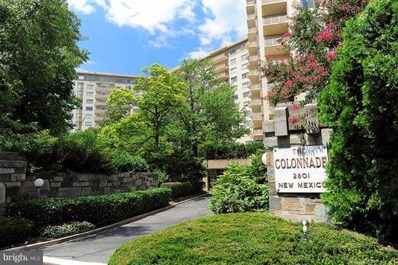 2801 New Mexico C-21 #C-22 Avenue NW, Washington, DC 20007 - MLS#: 1002004186