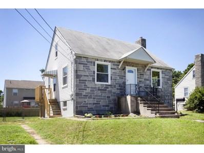 11 Harding Avenue, Mount Ephraim, NJ 08059 - MLS#: 1002004644