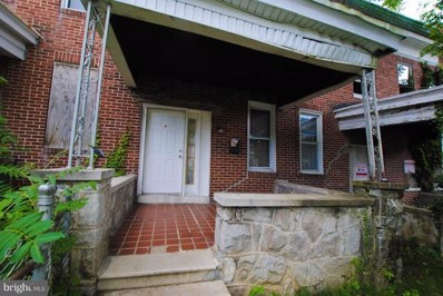 523 Denison Street, Baltimore, MD 21229 - #: 1002006724