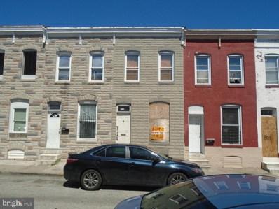 805 Port Street N, Baltimore, MD 21205 - MLS#: 1002008714