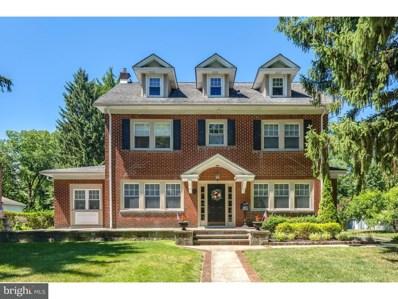114 3RD Avenue, Haddon Heights, NJ 08035 - MLS#: 1002008724