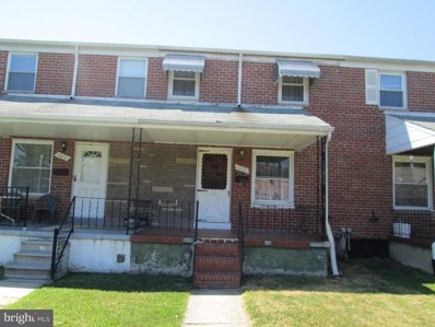 1014 Middleborough Road, Baltimore, MD 21221 - MLS#: 1002009830
