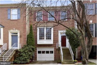 36 Tygart Court, Gaithersburg, MD 20879 - MLS#: 1002010130