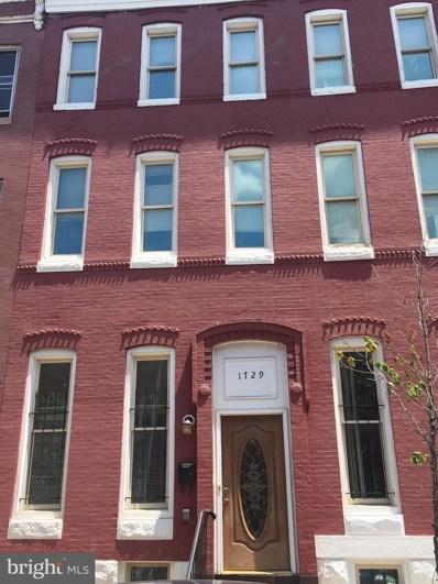 1729 Druid Hill Avenue, Baltimore, MD 21217 - MLS#: 1002012020