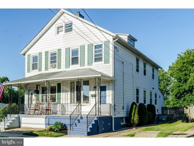 803 Lincoln Avenue, Burlington, NJ 08016 - MLS#: 1002013550