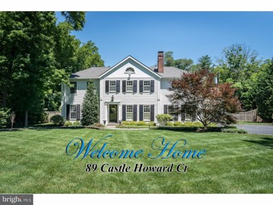 89 Castle Howard Court, Princeton, NJ 08540 - MLS#: 1002016066