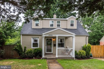 2918 Irvington Road, Falls Church, VA 22042 - MLS#: 1002016288
