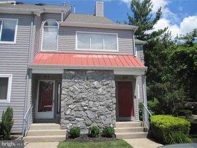 814 Chanticleer, Cherry Hill, NJ 08003 - MLS#: 1002016626