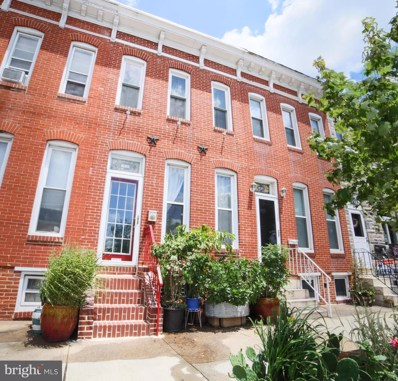 1414 Fort Avenue, Baltimore, MD 21230 - MLS#: 1002016728