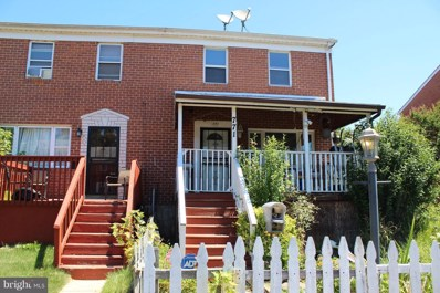 771 Seawall Road, Baltimore, MD 21221 - #: 1002017182