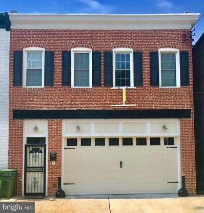 838 Mangold Street, Baltimore, MD 21230 - MLS#: 1002017200