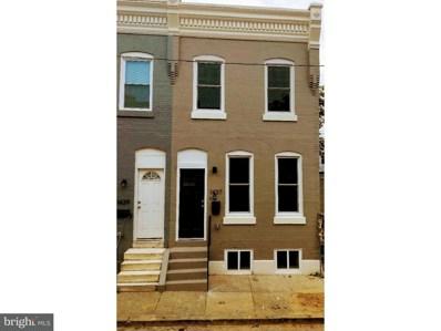 1437 N Dover Street, Philadelphia, PA 19121 - MLS#: 1002017272