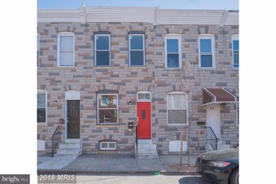 161 Curley Street, Baltimore, MD 21224 - MLS#: 1002017600