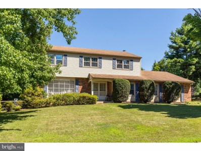 609 Barker Drive, West Chester, PA 19380 - MLS#: 1002019884