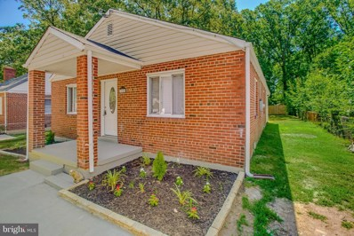 3524 Pinevale Avenue, District Heights, MD 20747 - MLS#: 1002020788