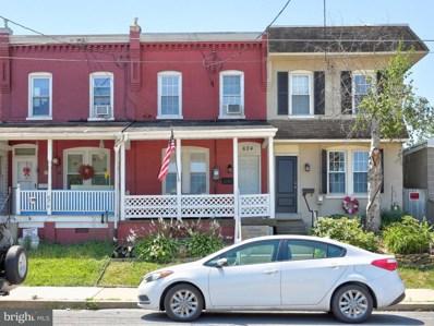 624 E Fulton Street, Lancaster, PA 17602 - MLS#: 1002021236