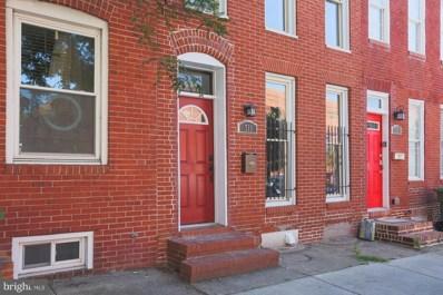 711 Scott Street, Baltimore, MD 21230 - MLS#: 1002021472