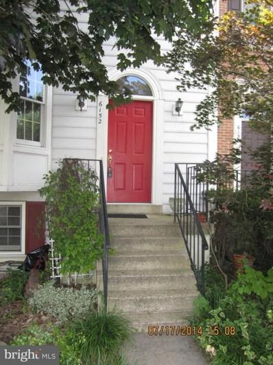 6152 Joust Lane, Alexandria, VA 22315 - MLS#: 1002021764