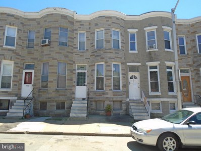 1911 Penrose Avenue, Baltimore, MD 21223 - #: 1002022210