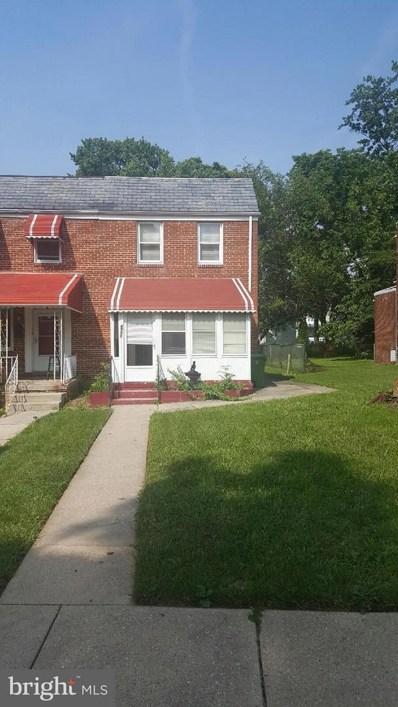 5701 Highgate Drive, Baltimore, MD 21215 - MLS#: 1002022498