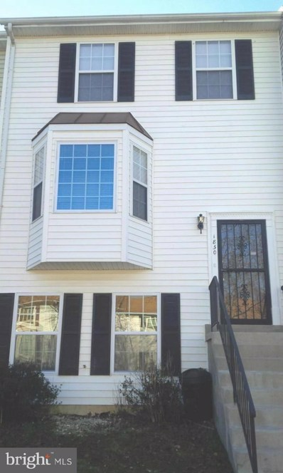 1830 Tulip Avenue, District Heights, MD 20747 - MLS#: 1002022548