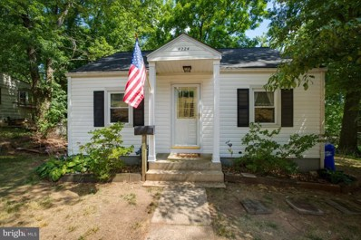 4224 Round Hill Road, Silver Spring, MD 20906 - MLS#: 1002023222