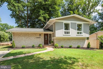 14319 Woodcrest Drive, Rockville, MD 20853 - MLS#: 1002023436
