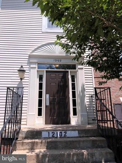 12102 Greenwood Court UNIT 102, Fairfax, VA 22033 - MLS#: 1002024400