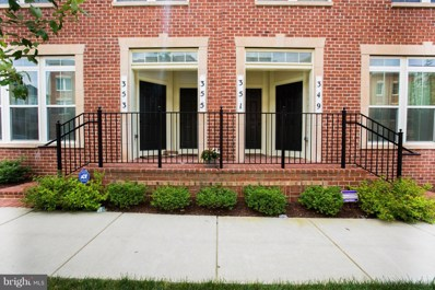 349 Community Center Avenue, Gaithersburg, MD 20878 - MLS#: 1002024740