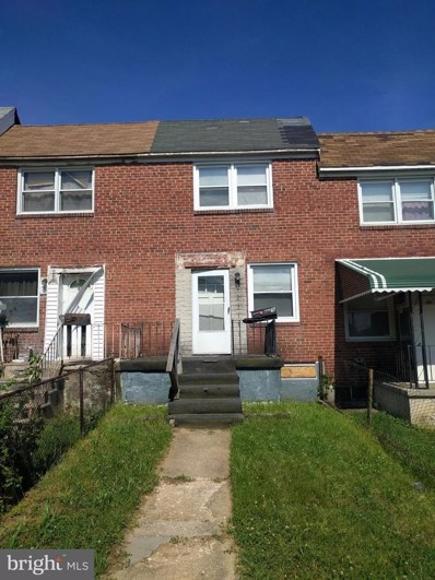 1529 Elrino Street, Baltimore, MD 21224 - #: 1002027834