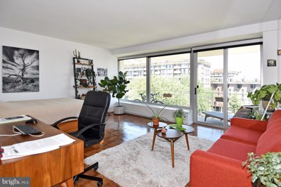 1425 4TH Street SW UNIT A402, Washington, DC 20024 - MLS#: 1002027846
