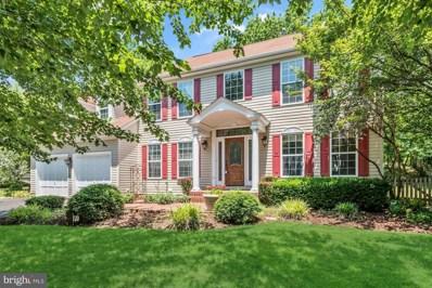308 Oakcrest Manor Drive NE, Leesburg, VA 20176 - #: 1002028190