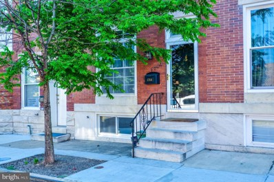 1744 Webster Street, Baltimore, MD 21230 - MLS#: 1002029212